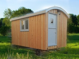 SHORT BREAK: Spend the night in a Shepherds Hut